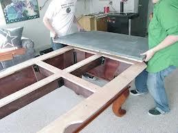 Pool table moves in Santa Rosa California
