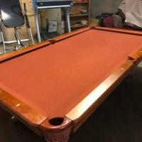 The Vineyard Collection Pool Table