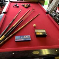 Olhausen Pool Table 8 Foot