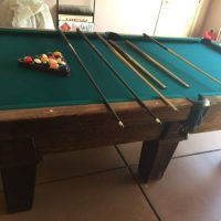 Pool Table! Good condition
