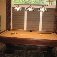 "Brunswick ""Treviso"" Professional Pool Table"