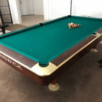 Golden Crown IV Pool Table