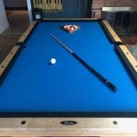 Custom Vitalie Novelty Billiards/Pool Table