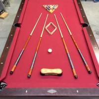 Brunswick 8' Billiard Pool Table