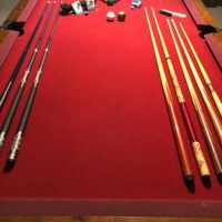 4Sale Pool Table With Complete Set