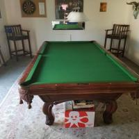 9' Billiard Table Presidential Baltimore Model