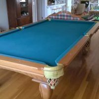 Regulation 9ft Conelly Pool Table