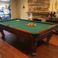 Pool Table Chateau Brumswick