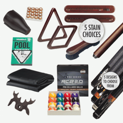 Accessories and Billiard Kits for Sale